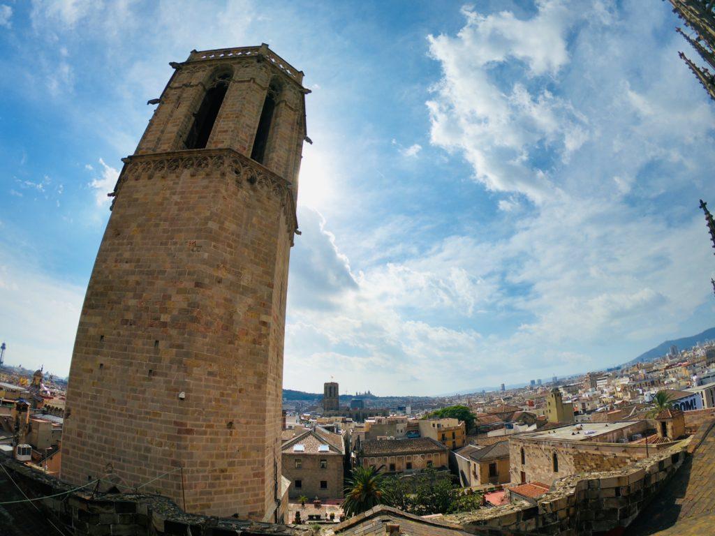バルセロナのカテドラル観光!旧市街