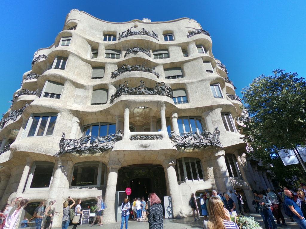 バルセロナの観光スポット7位はカサバトリョ