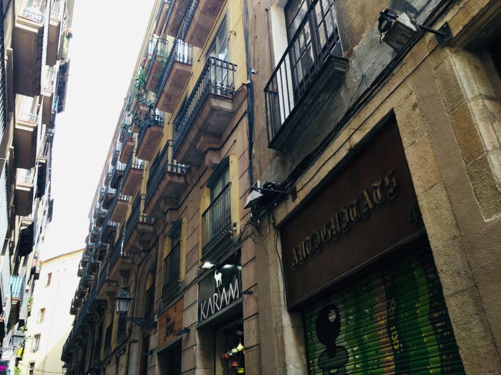 バルセロナの必要日数と所要時間ショッピング