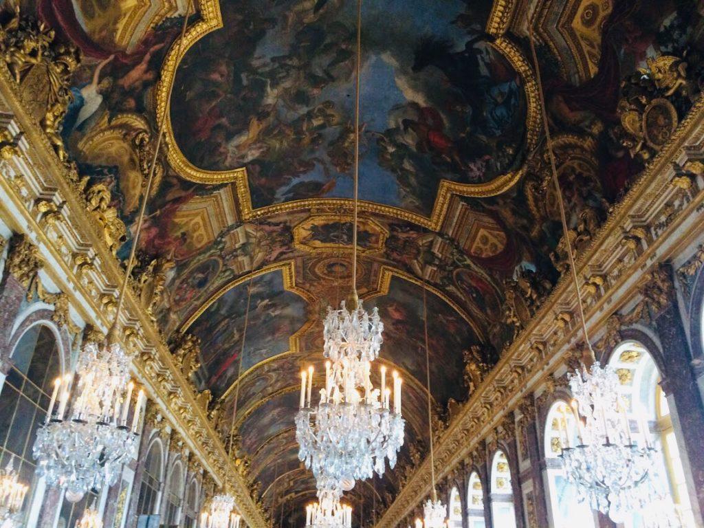 パリ旅行のモデルコースヴェルサイユ宮殿