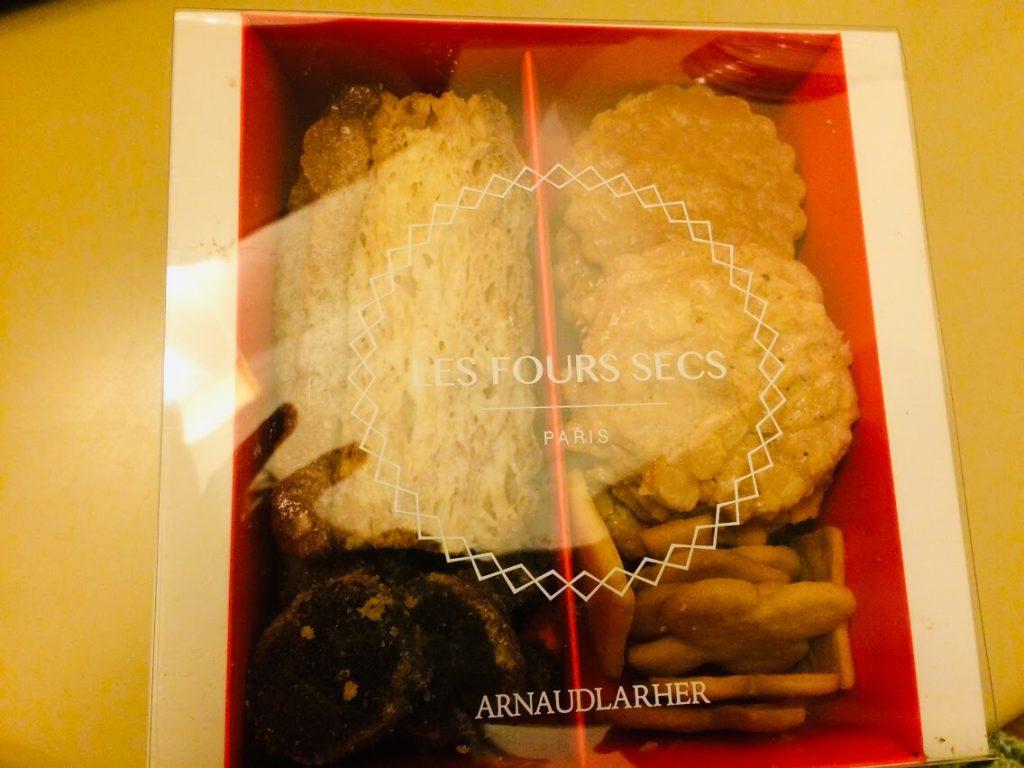 パリのおすすめのお土産クッキー