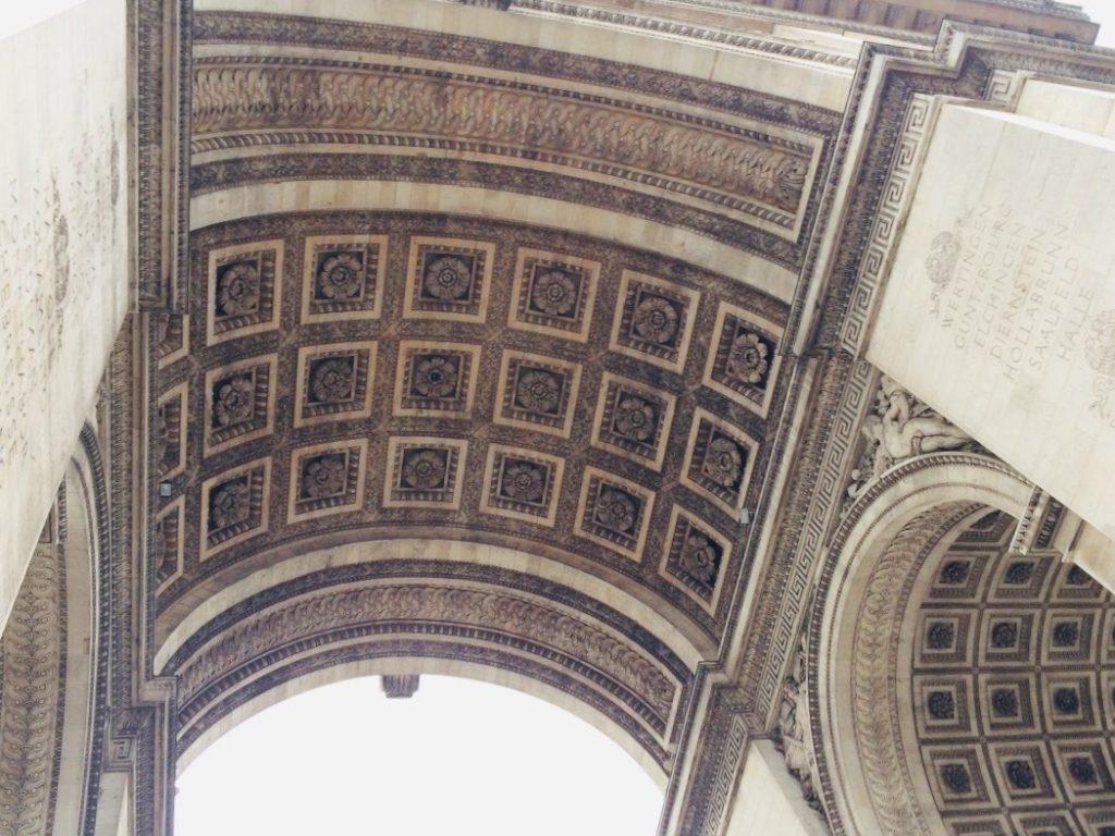 パリのおすすめ観光スポット凱旋門