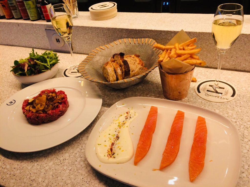 パリのおすすめモダンフレンチレストラン