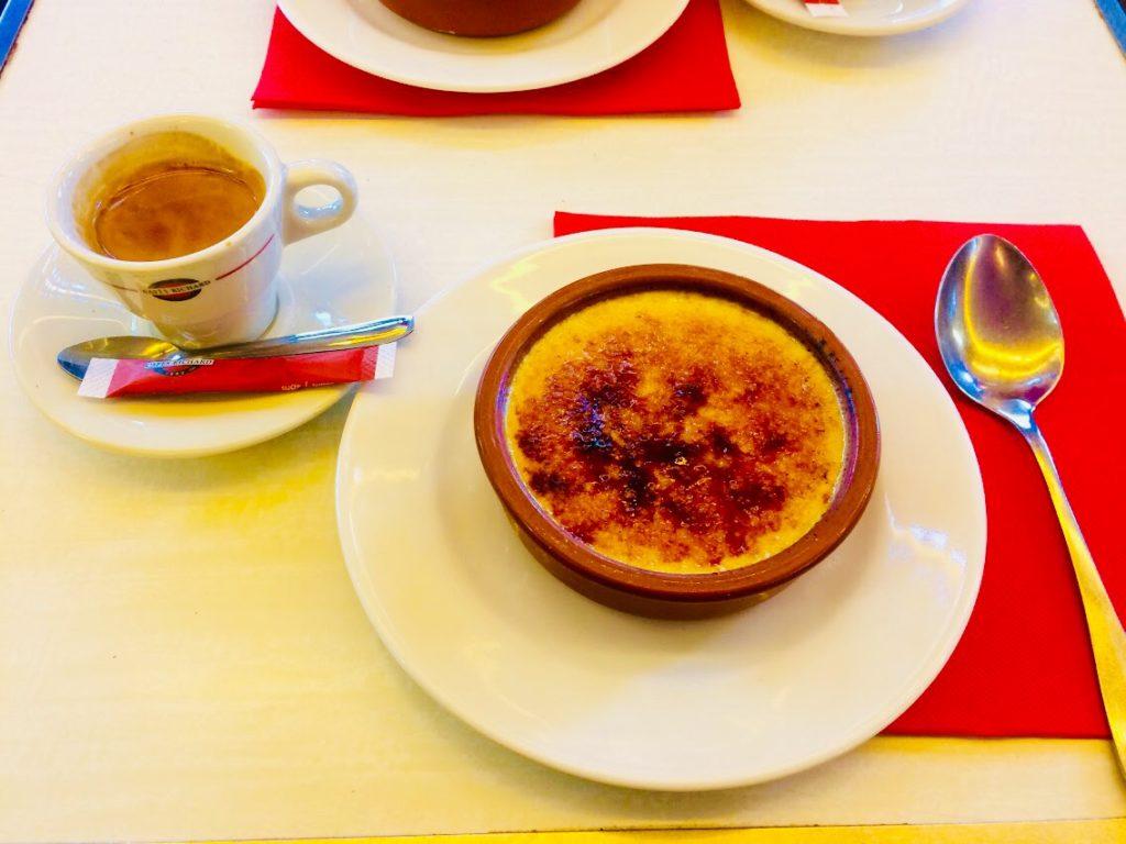 パリ旅行のモデルコースアメリのカフェ