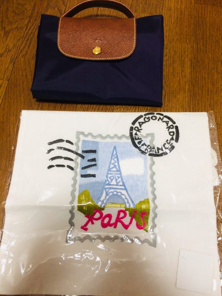 パリのおすすめのお土産小物