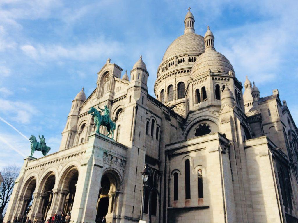 パリのおすすめ観光スポットサクレクール