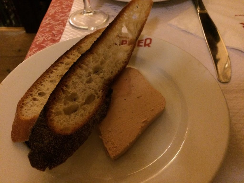 パリのレストランで絶対おすすめできるフォアグラ