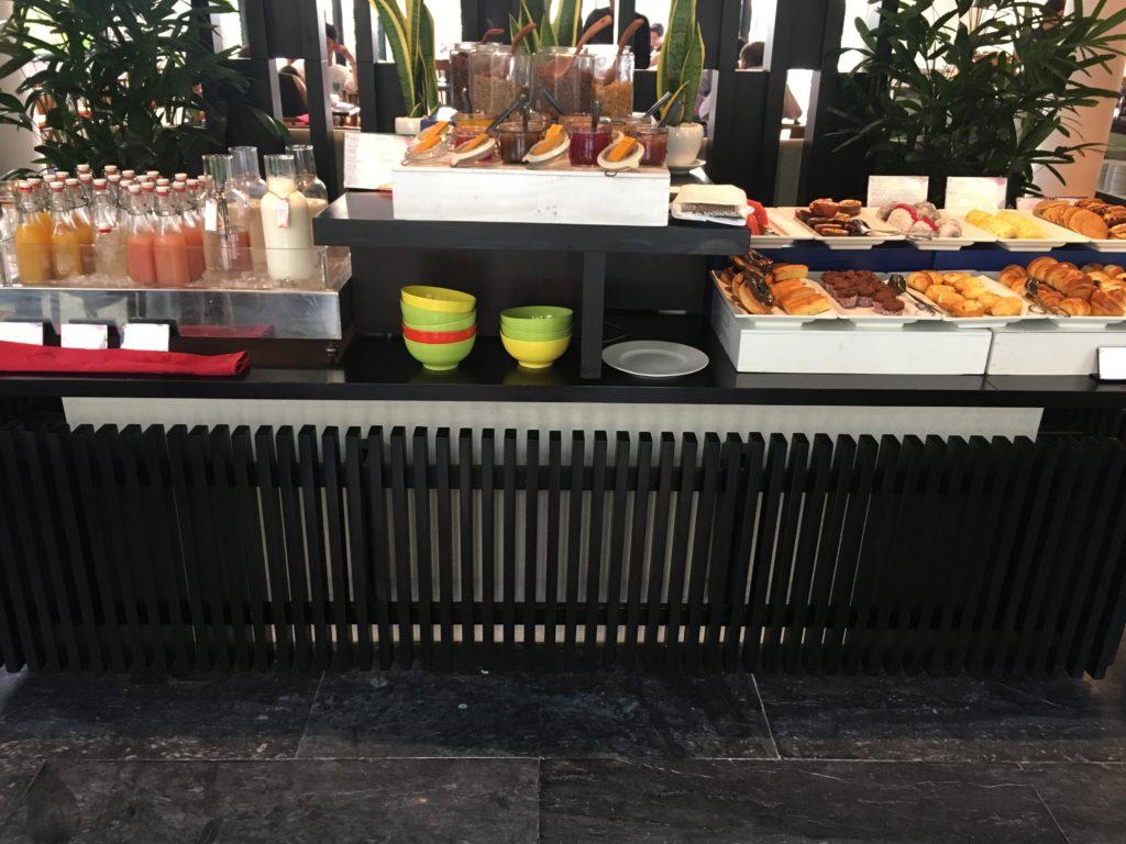 リゾートホテルメリアダナンの朝食ビュッフェ