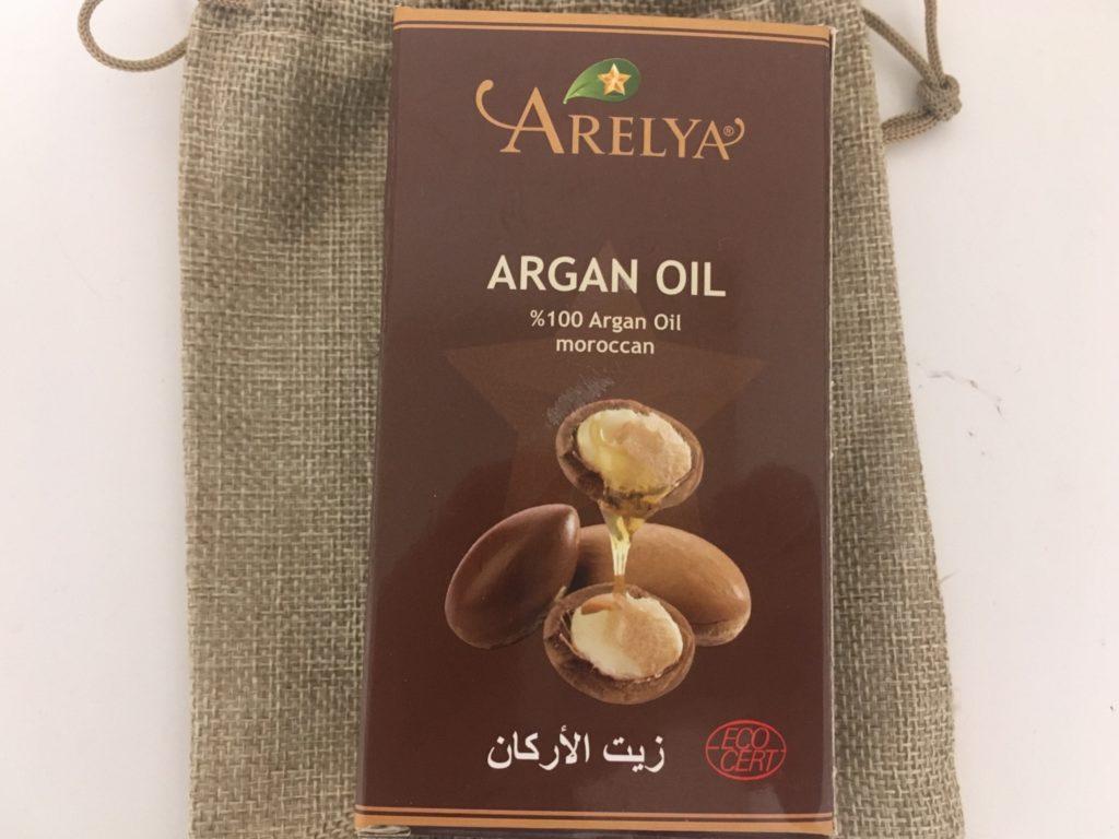 トルコのおすすめ美容土産アルガンオイル
