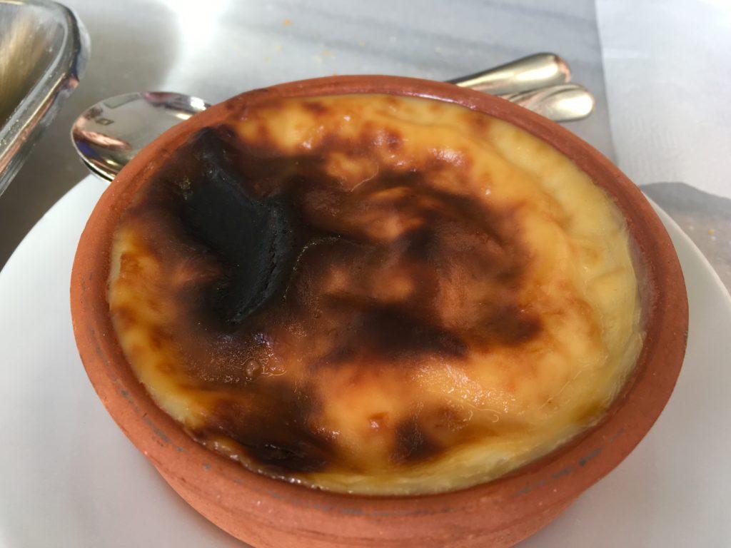 イスタンブールグルメ&レストランのライスプリン