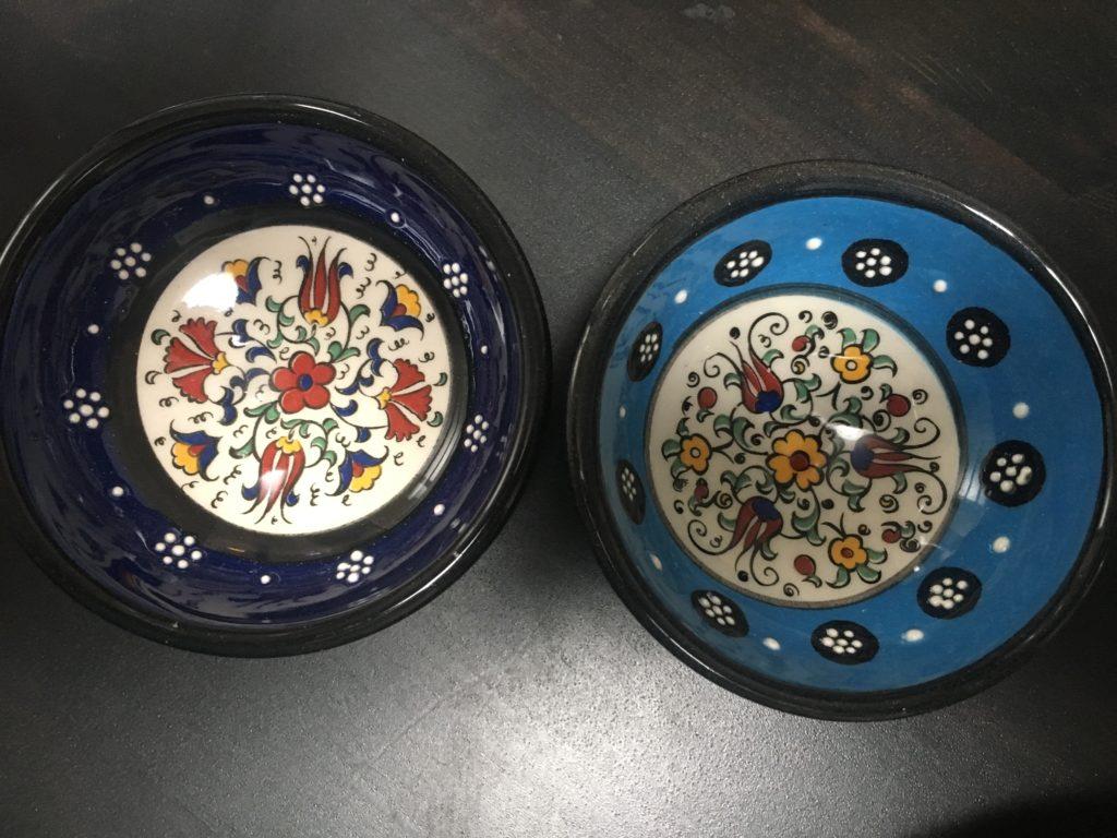 おすすめのお土産!トルコ柄の食器