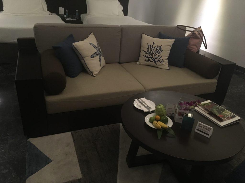 リゾートホテルメリアダナンの客室