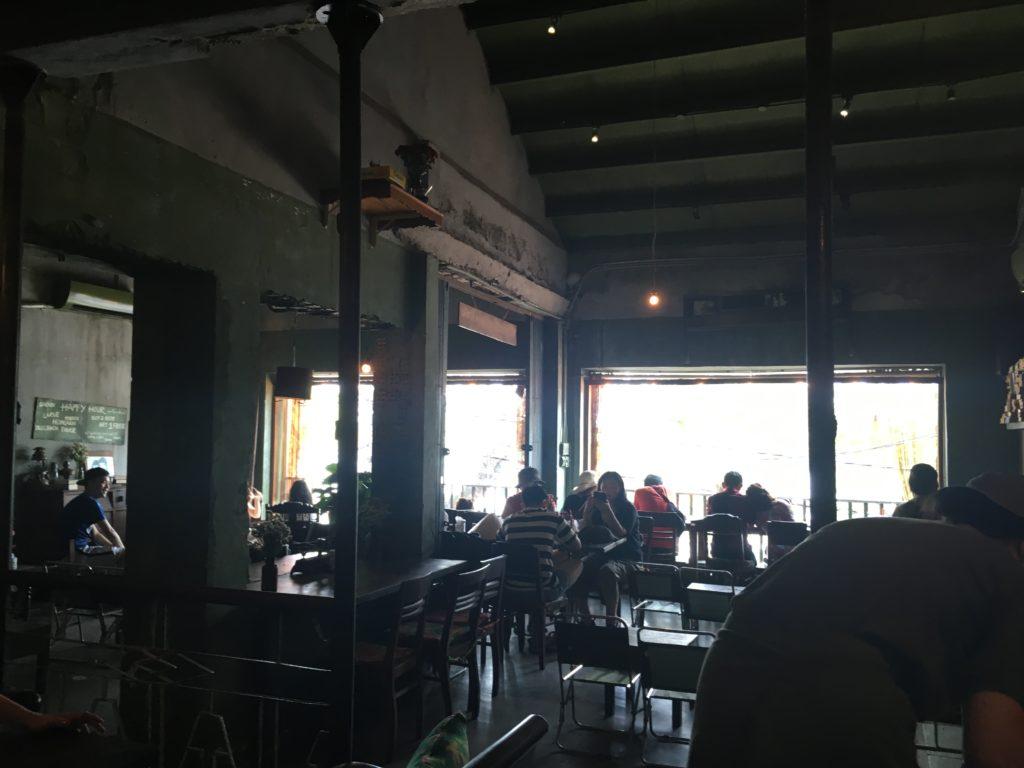 ダナンシティのローカルカフェ!観光の休憩に!