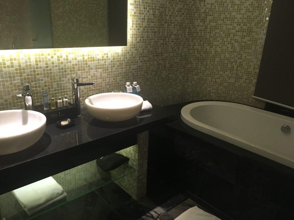 リゾートホテルメリアダナンは水周りも安心!