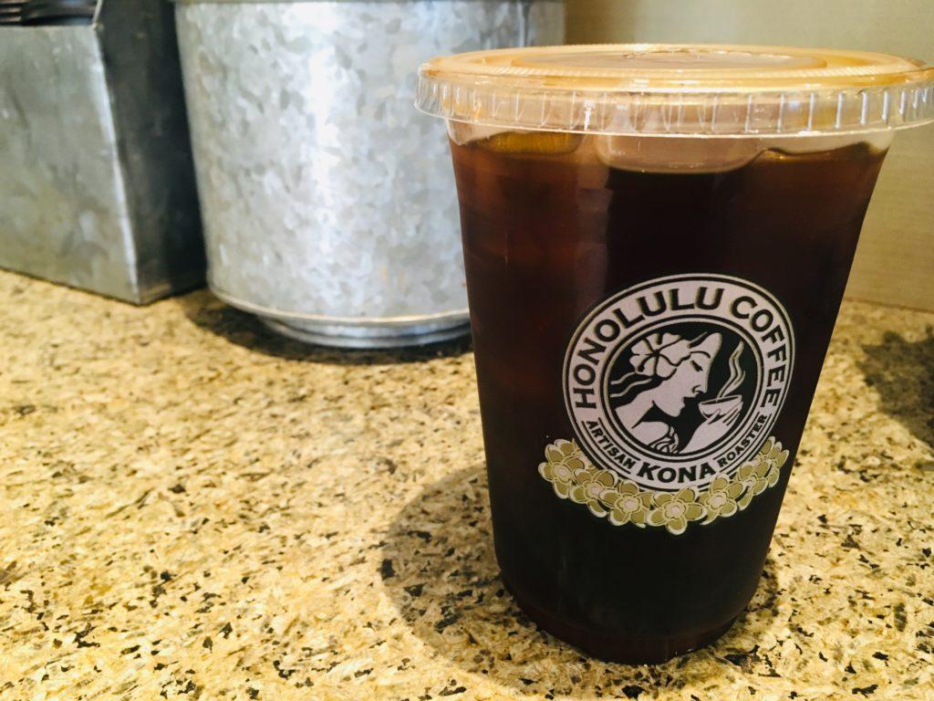 ハワイのおすすめコーヒー店ホノルルコーヒー