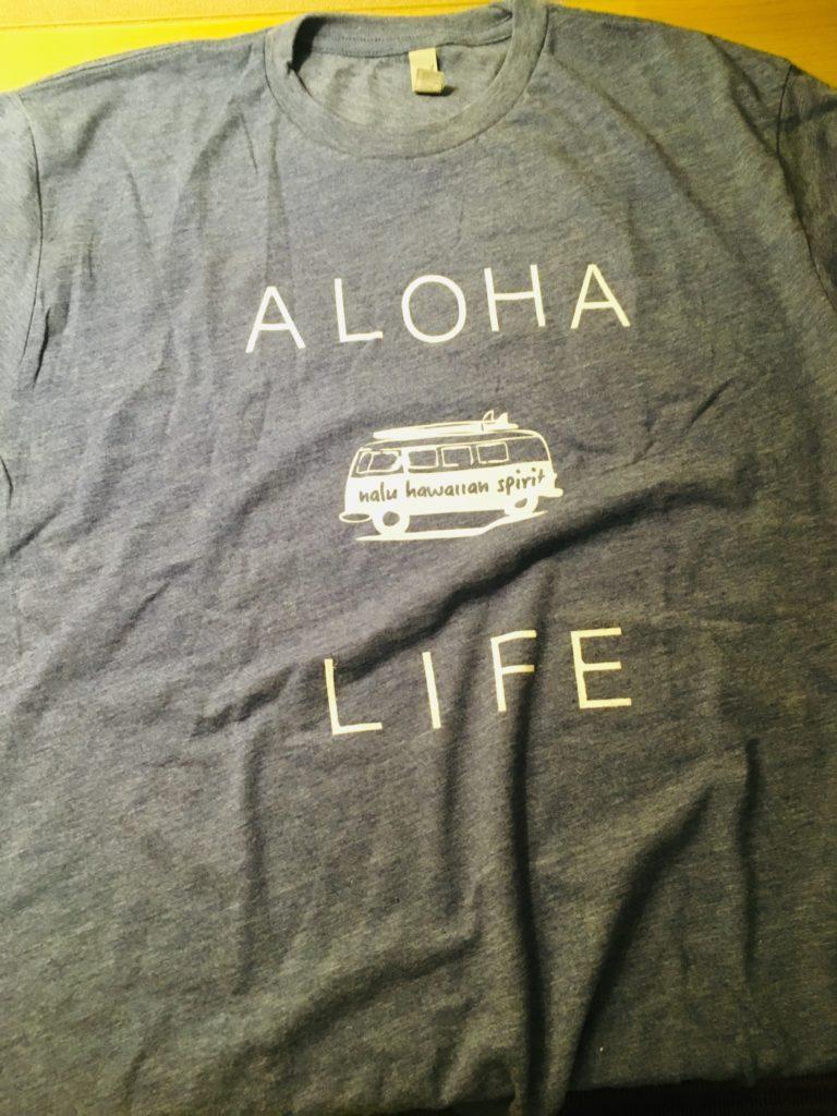ALOHATシャツはハワイのおすすめお土産