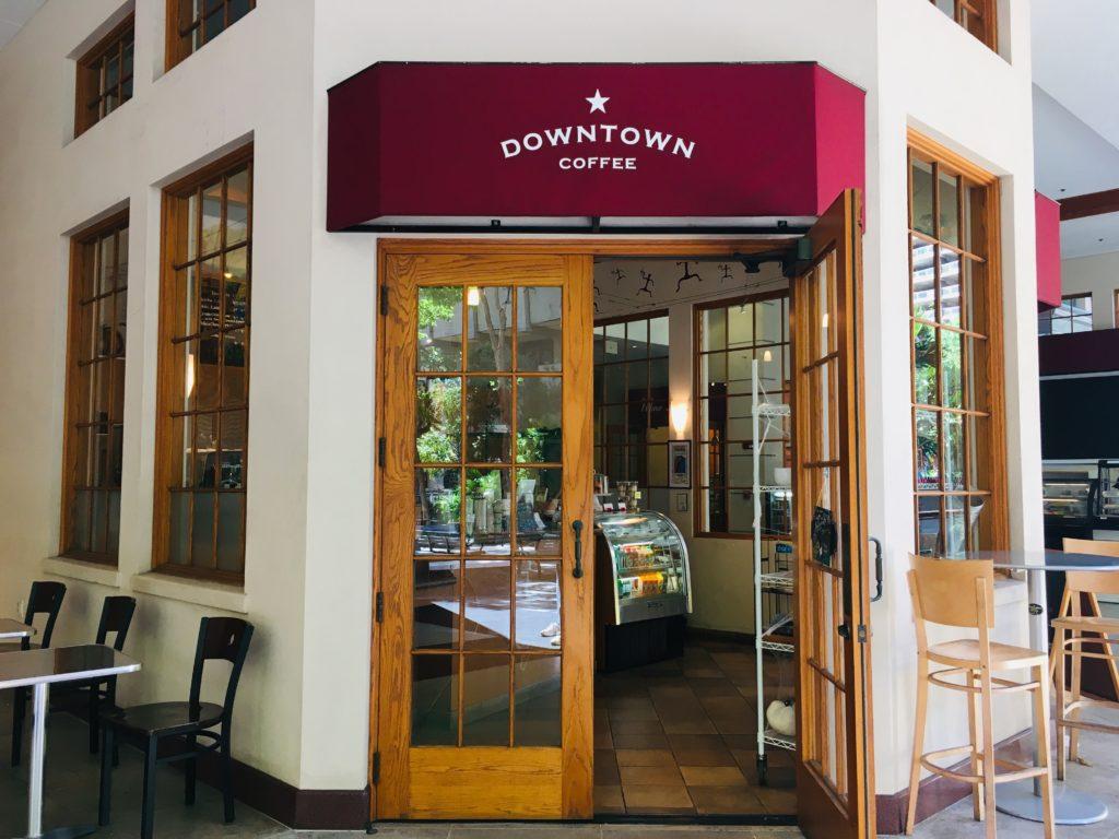 ハワイのダウンタウンコーヒーは是非行ってみて欲しい!