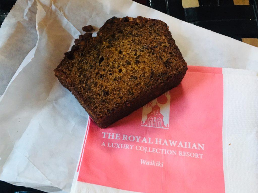 ハワイのおすすめ朝食スポットバナナブレッド