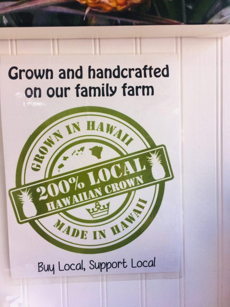 200%ローカルなハワイのおすすめアサイーボウル店