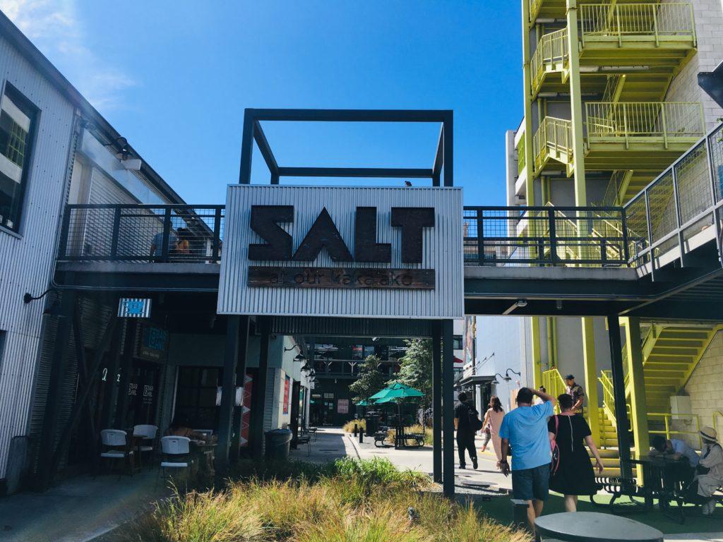 ハワイのおすすめショッピングスポットSALT