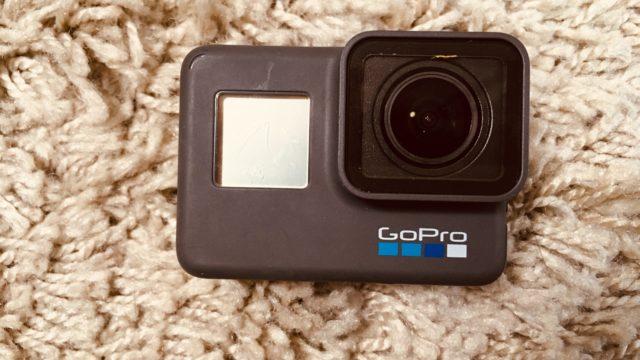 GoProの撮り方のコツ