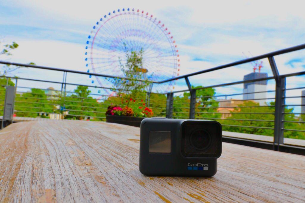 海外旅行におすすめのカメラGoProをレンタルしよう