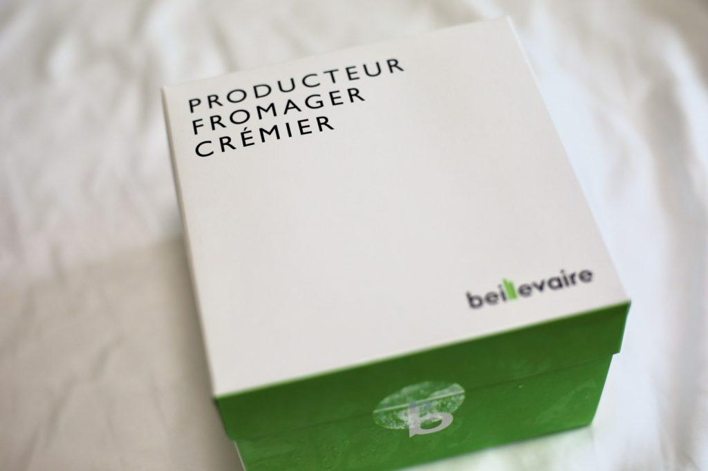ベイユヴェールのバターサンドレビュー注文からお届け