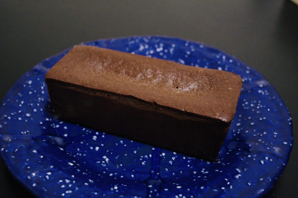 ダンデライオンチョコレートのガトーショコラの食べ方は2通り