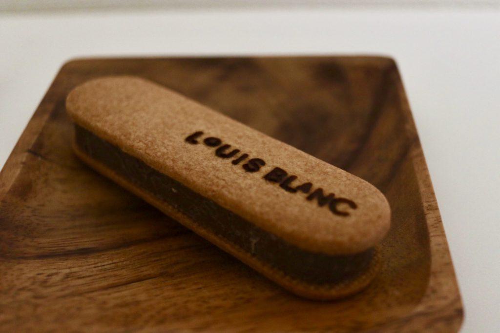 ルイスブランチョコレートサンド口コミ3位ミルク