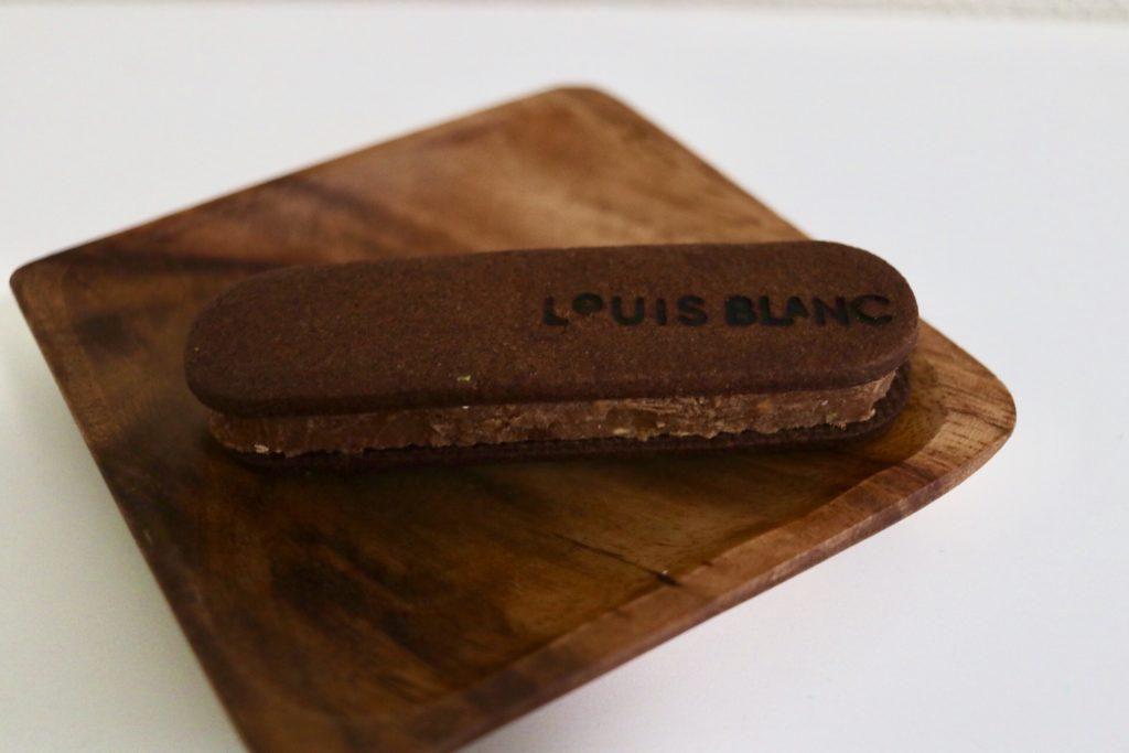 ルイスブランチョコレートサンド口コミ5位キャラメルアーモンド