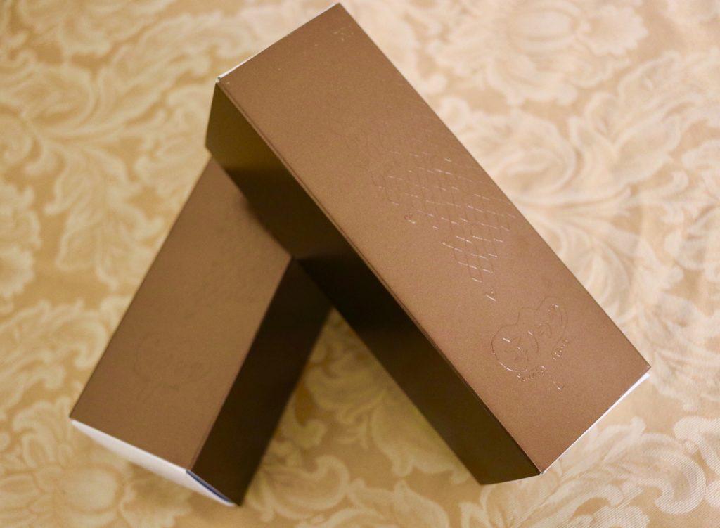 おすすめのお取り寄せバターサンドキノシタのパッケージ