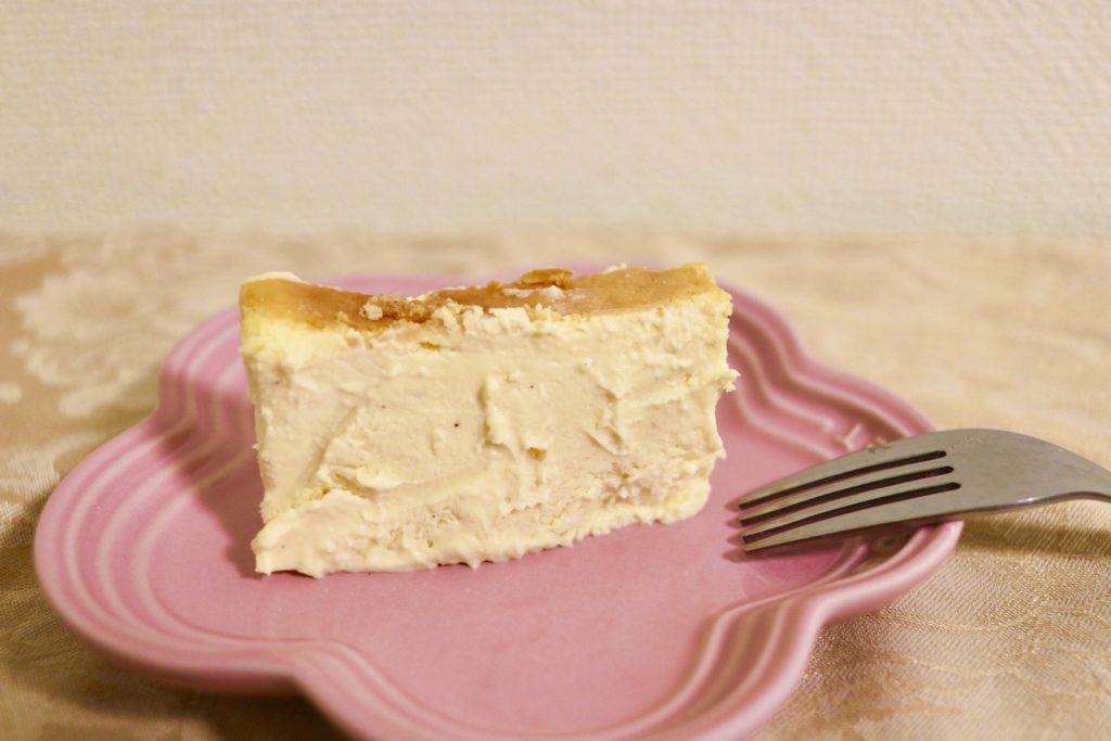 ミスターチーズケーキお取り寄せは爽やかな味