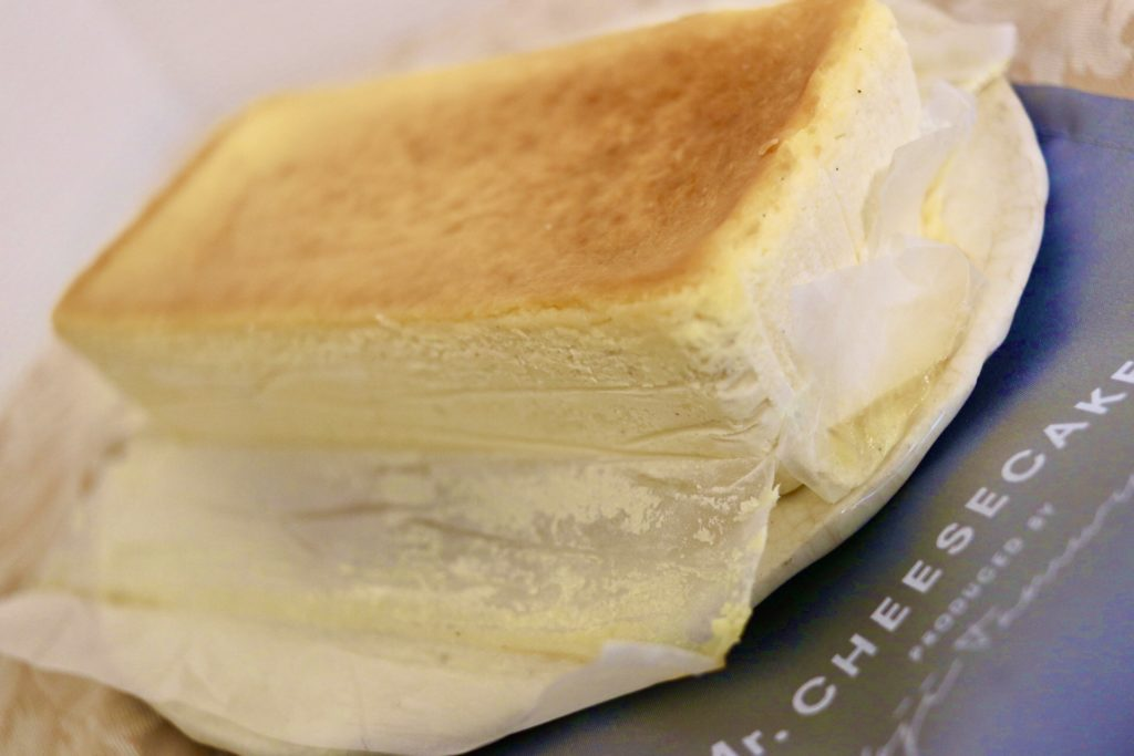 おすすめのお取り寄せチーズケーキミスターチーズケーキ