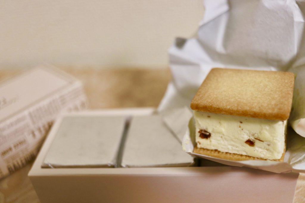 おすすめのお取り寄せバターサンドTABLESはリッチなバター感