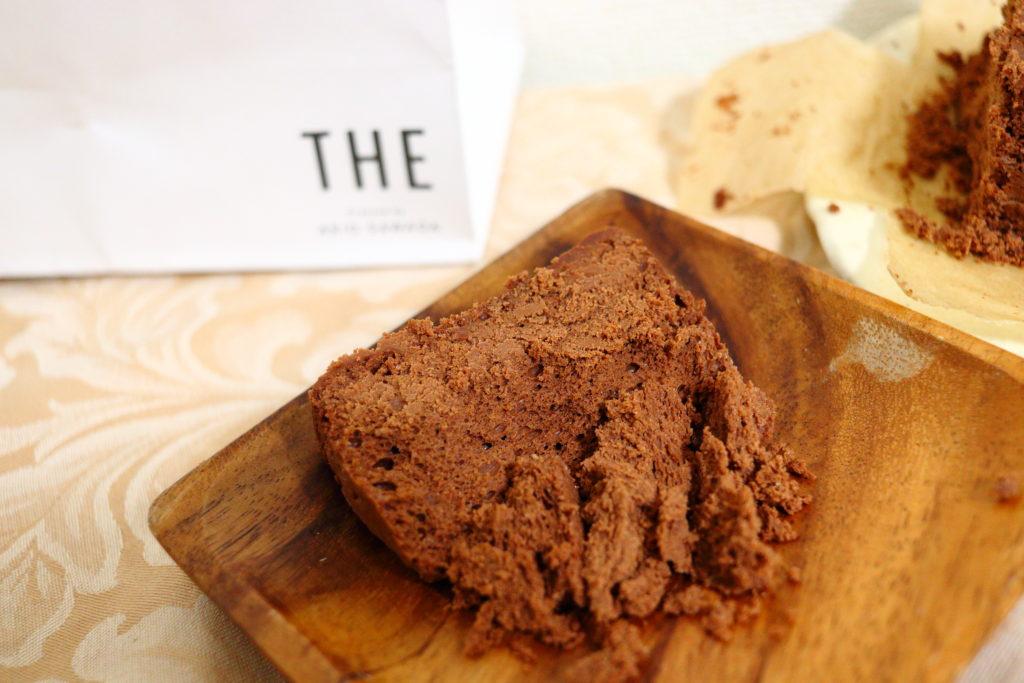 おすすめお取り寄せガトーショコラ3位THE chocolaは驚きの口溶けと味わい