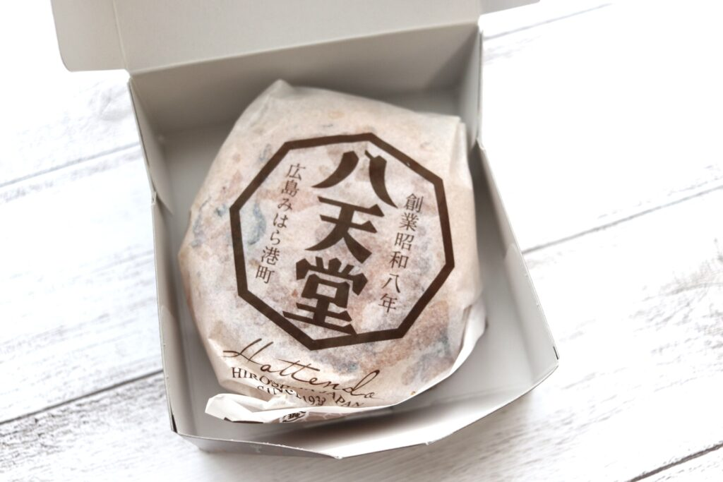 おすすめお取り寄せフレンチトースト2位八天堂の包装用紙