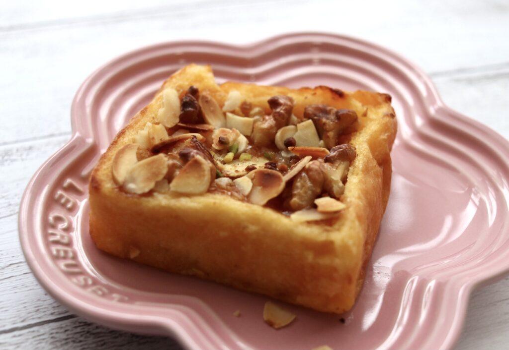 クリエイティブフレンチトーストはバラエティ豊かでふわもち食感