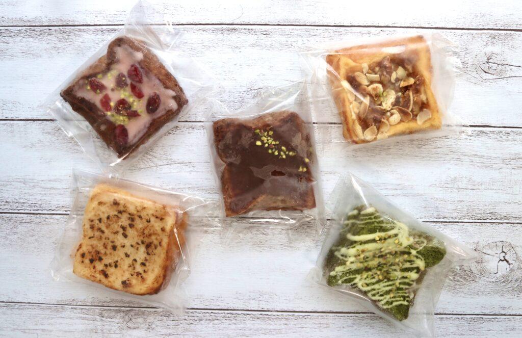 おすすめお取り寄せフレンチトースト3位Creative French Toast