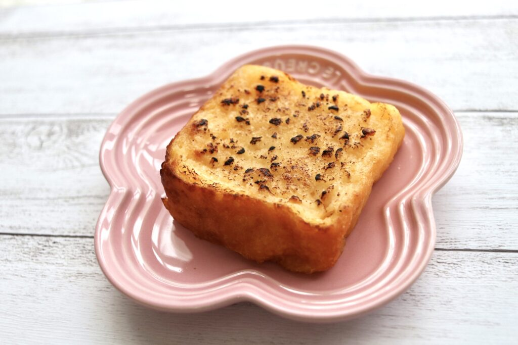 おすすめお取り寄せフレンチトースト3位Creative French Toastのアーモンドバター味