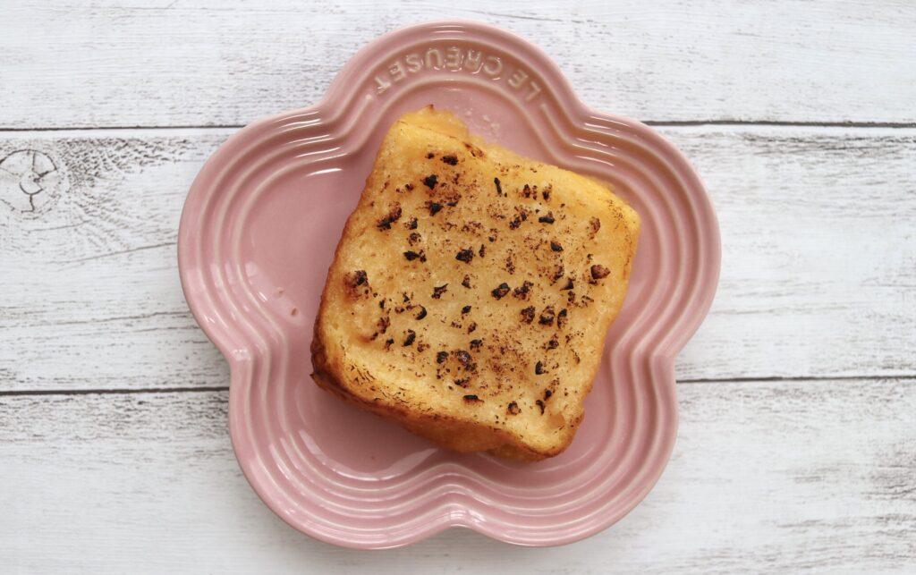 クリエイティブフレンチトーストアーモンドバター味
