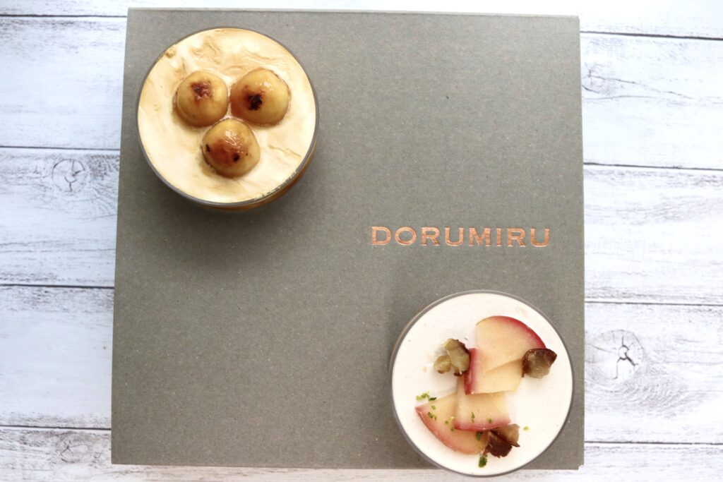 DORUMIRUのパフェはフルーツを思いっきり堪能できるパフェ