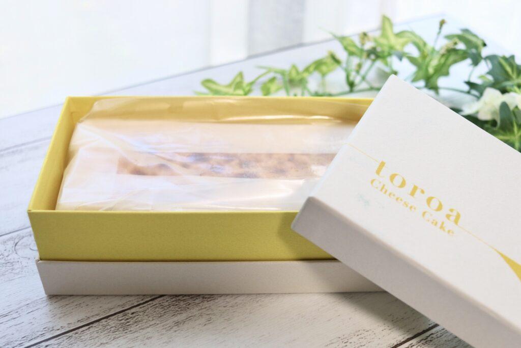 toroaとろ生チーズケーキお取り寄せの口コミ・評判集めました