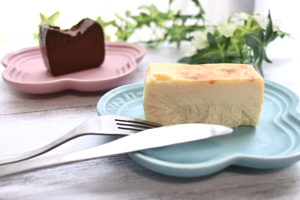 toroaとろ生チーズケーキはとろっ溶ける爽やかな風味