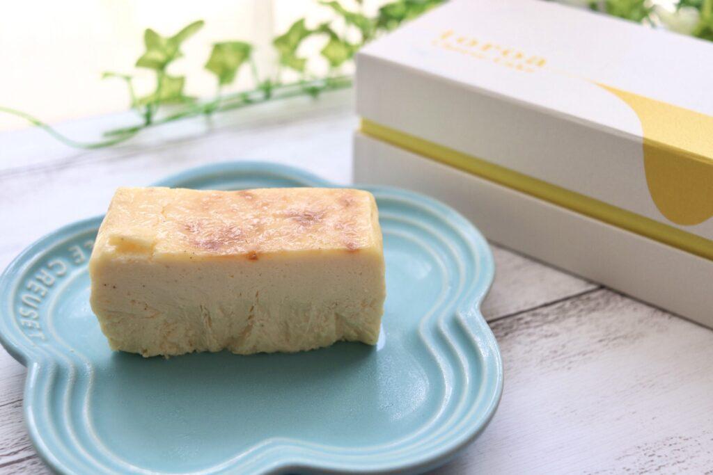 toroaとろ生チーズケーキお取り寄せの口コミ・評判レビュー