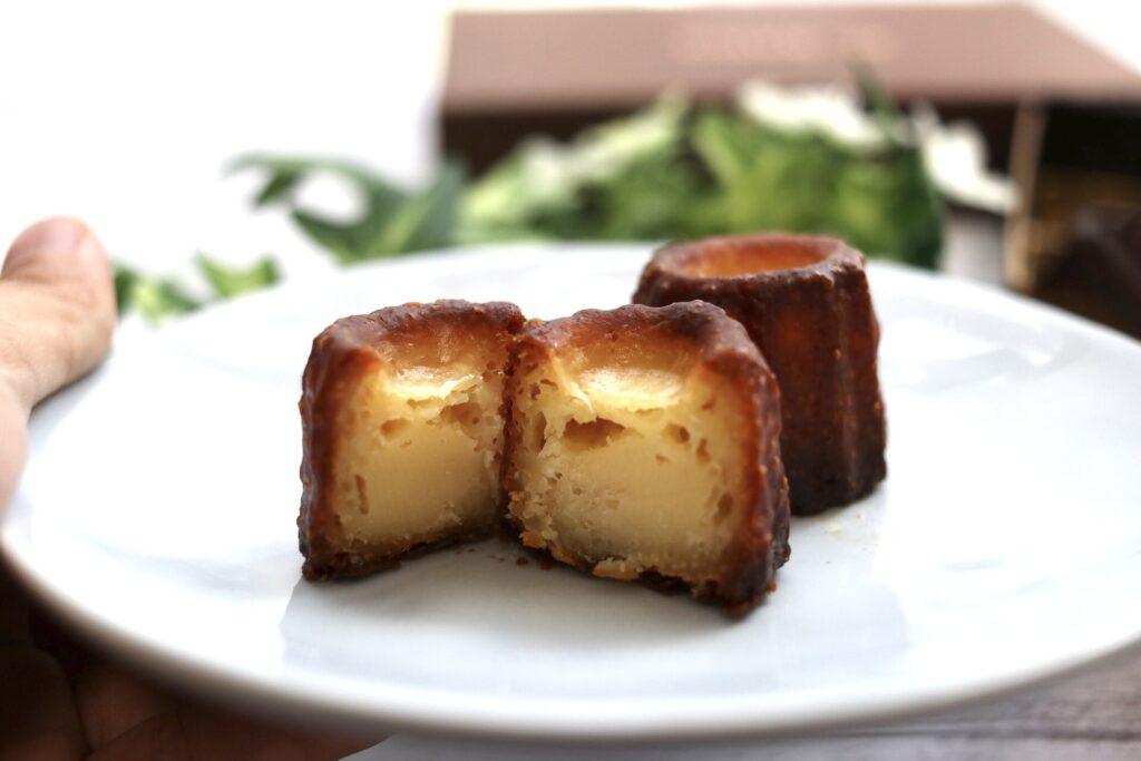 cake.jpのフローズンカヌレバニラ味